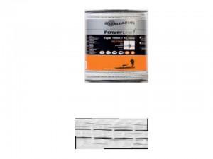 trak za pašnik 12,5 mm, elektrotrak, elektro trak, ograjevanje domačih živali, vrvice za pašnike, električne ograje za pašnik, gallagher, zavod bric