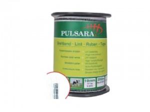 trak za pašnik, pulsara 10 mm, trak za govedo, trak za konje, električni trak za živali, trak za pašo živine, oprema za pašnike