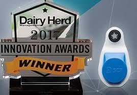 scr inovacija, nagrada world dairy expo, pametna ušesna znamka, kmetijski zavod bric