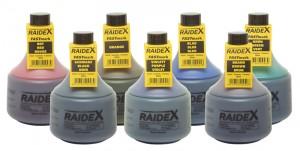 raidex označevanje živali, Fast-Mark, prašiči, krave, teleta, biki, govedo